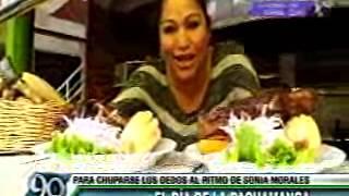 Su Majestad La Pachamanca en Canal 2