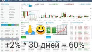 Заработок bitcoin на автопилоте или как заработать миллион! InvestBox от биржи криптовалют YoBit net