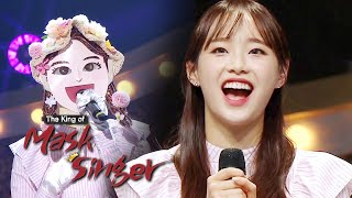 The panelists give Chuu enthusiastic support! [The King of Mask Singer Ep 248]