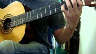 Cát bụi - Guitar classic