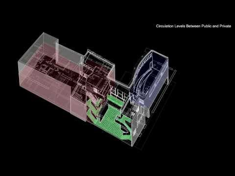 La roche jeanneret animatic final youtube - Maison creusee dans la roche ...