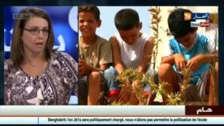 النائبة سميرة كركوش و المحامي نجيب بيطام : ننتظر تفعيل مخطط الإنذار لظاهرة إختطاف الإطفال