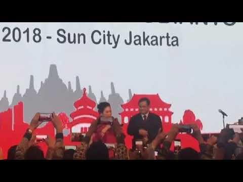 Prabowo Ajak Titiek Soeharto Nyanyi Lagu Mandarin Mp3
