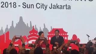 Download Video Prabowo Ajak Titiek Soeharto Nyanyi Lagu Mandarin MP3 3GP MP4