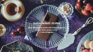 Galaxy x BTS: A Piece of Cake 🍰 | Samsung