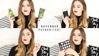 November Favourites & London Meetup! | I Covet Thee