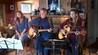 Rain On A Tin Roof Cover - Five Minutes To Live