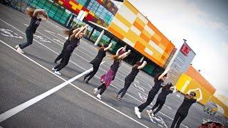 Calipso Dance Centre. Непохожие. Choreo by Yulia SHI