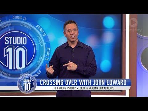John Edward Audience Readings   Studio 10