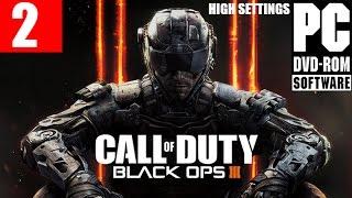Call of Duty Black Ops 3 Walkthrough Part 2 Full Game Let