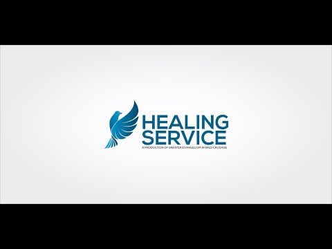 2018 March Healing Service