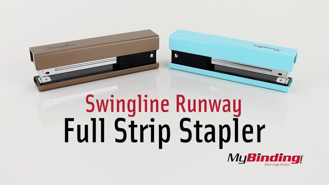 strip stapler Full