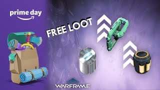warframe twitch loot - Video Search Results