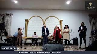 En directo desde el Templo de Linares