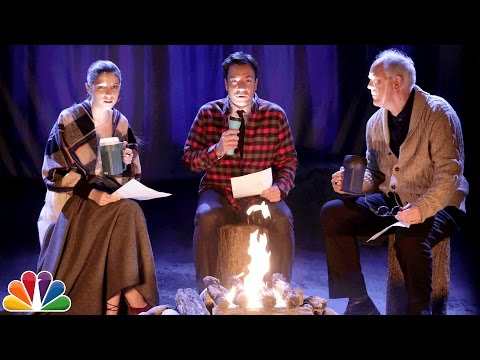 Kids Campfire with Anna Kendrick and John Lithgow