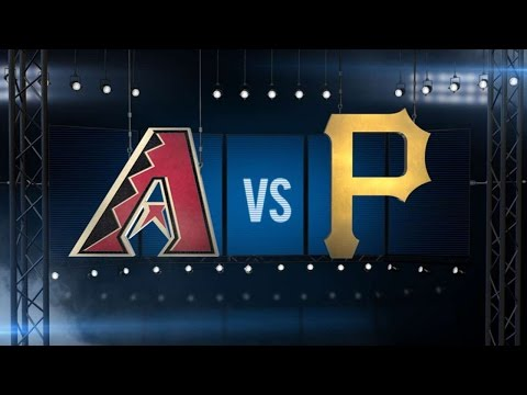 5/24/16: Polanco Leads Pirates To Win Against D-backs