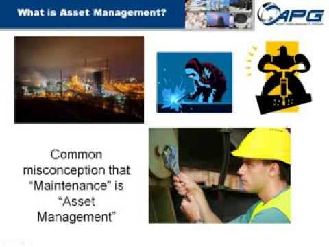 PAS-55: An Introduction to the Asset Management Standard