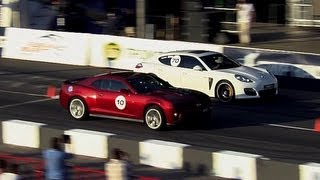 Panamera Turbo S vs Camaro ZL1 vs Mustang GT500 vs Corvette ZR1 vs BMW M3 ESS