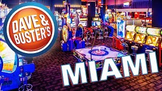 Dave & Busters Miami
