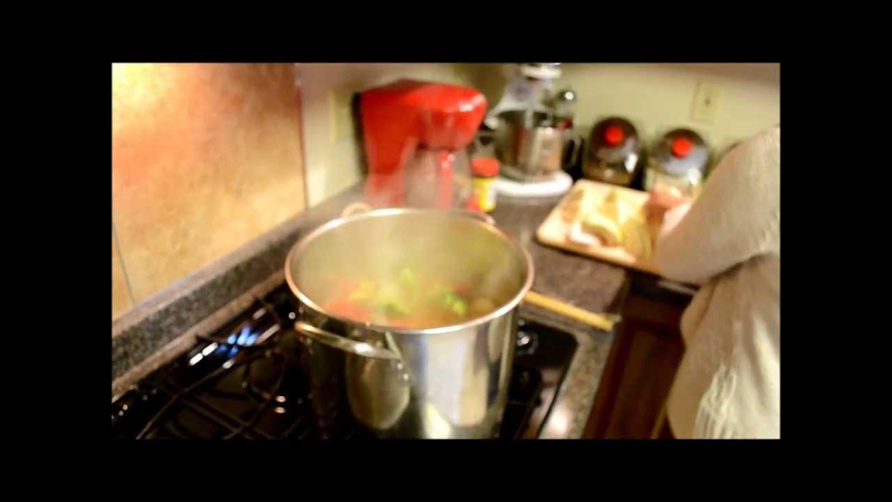 how to make caldo de res