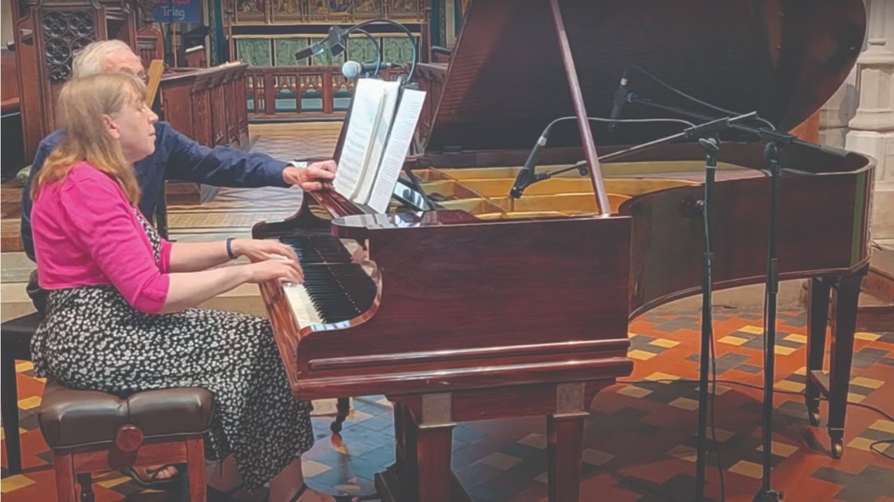 St Peter & St Paul's - Live Concert from Piano & More 13th September