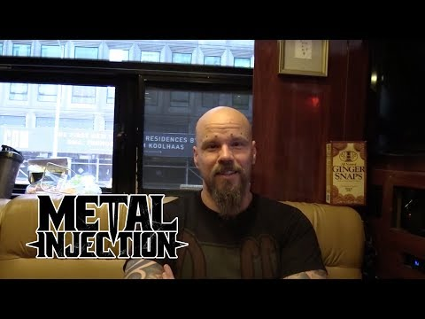 10 Questions With WOLFHEART | Metal Injection
