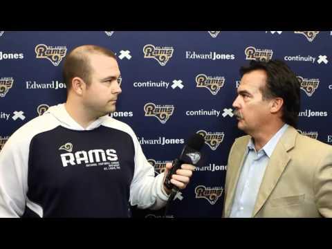 Exclusive Interview Post Round 7 - Jeff Fisher