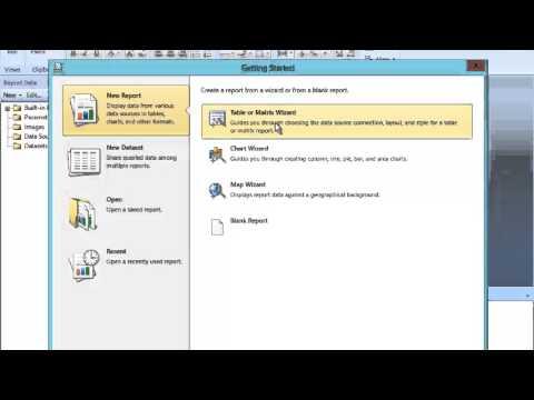 Report Builder 3.0 Tutorials (13 Parts) for SQL Server 2012