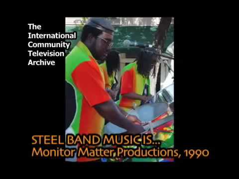 Steel Drum Music   Community Television Archive
