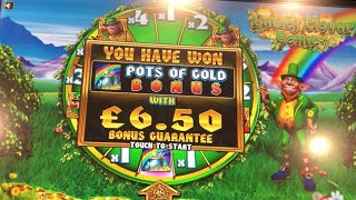 FOBT Bash & Arcade £500 Session In Hemsby..