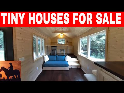Tiny Houses For Sale Tiny Studio Episode 1 Youtube