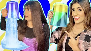 WE TESTED VIRAL LIFE HACKS TO SEE IF THEY WORK | *GIVEAWAY* Ft. Samreen Ali | Mahjabeen Ali