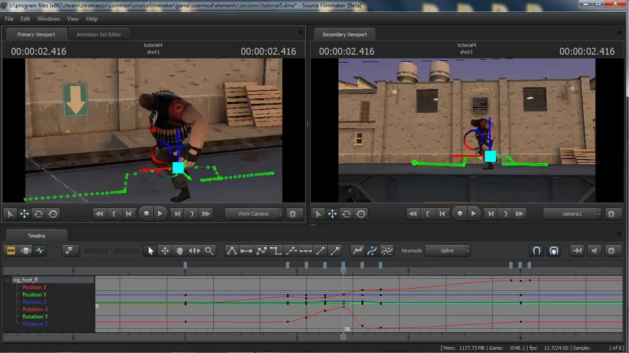 Sfm animation tutorial gallery any tutorial examples sfm tutorial into the graph editor part 4 youtube sfm tutorial into the graph editor part baditri Gallery