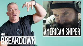Download Navy SEAL Jocko Willink Breaks Down Combat Scenes From Movies | GQ Mp3 and Videos