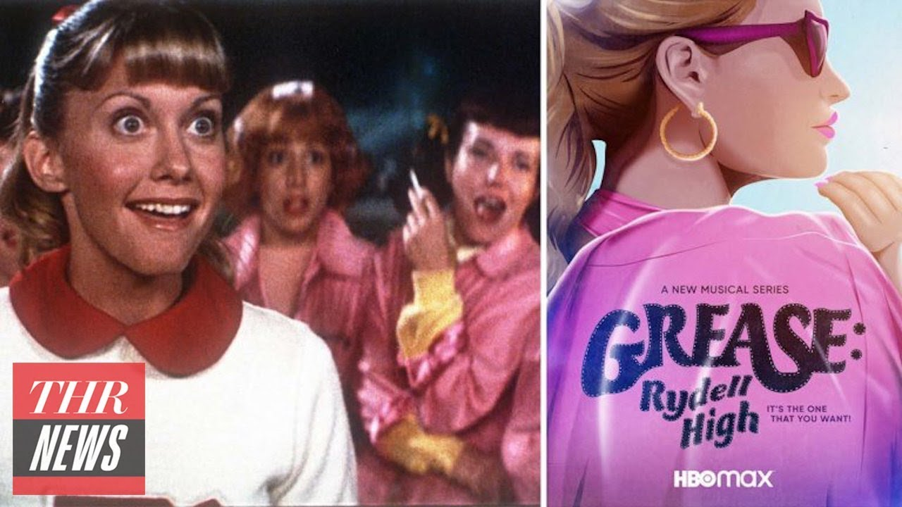 Download 'Grease' TV Spinoff 'Rydell High' Heading to HBO Max | THR News