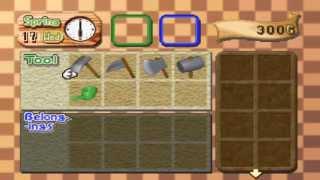 videogamesFTW - Harvestmoon 64 Glitches