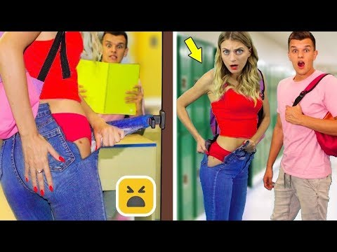 Funny and Useful DIY! School Supplies Ideas and School Hacks