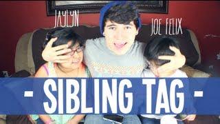 SIBLING TAG - Jc Caylen Thumbnail