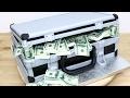 1 MILLION Dollars Cake How To Make a Funny Birthday Cake by CakesStepbyStep
