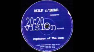 wulf n bear a1 untitled 2020 vision 1995