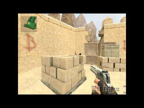 Скачать стандартный Counter-Strike Source V34