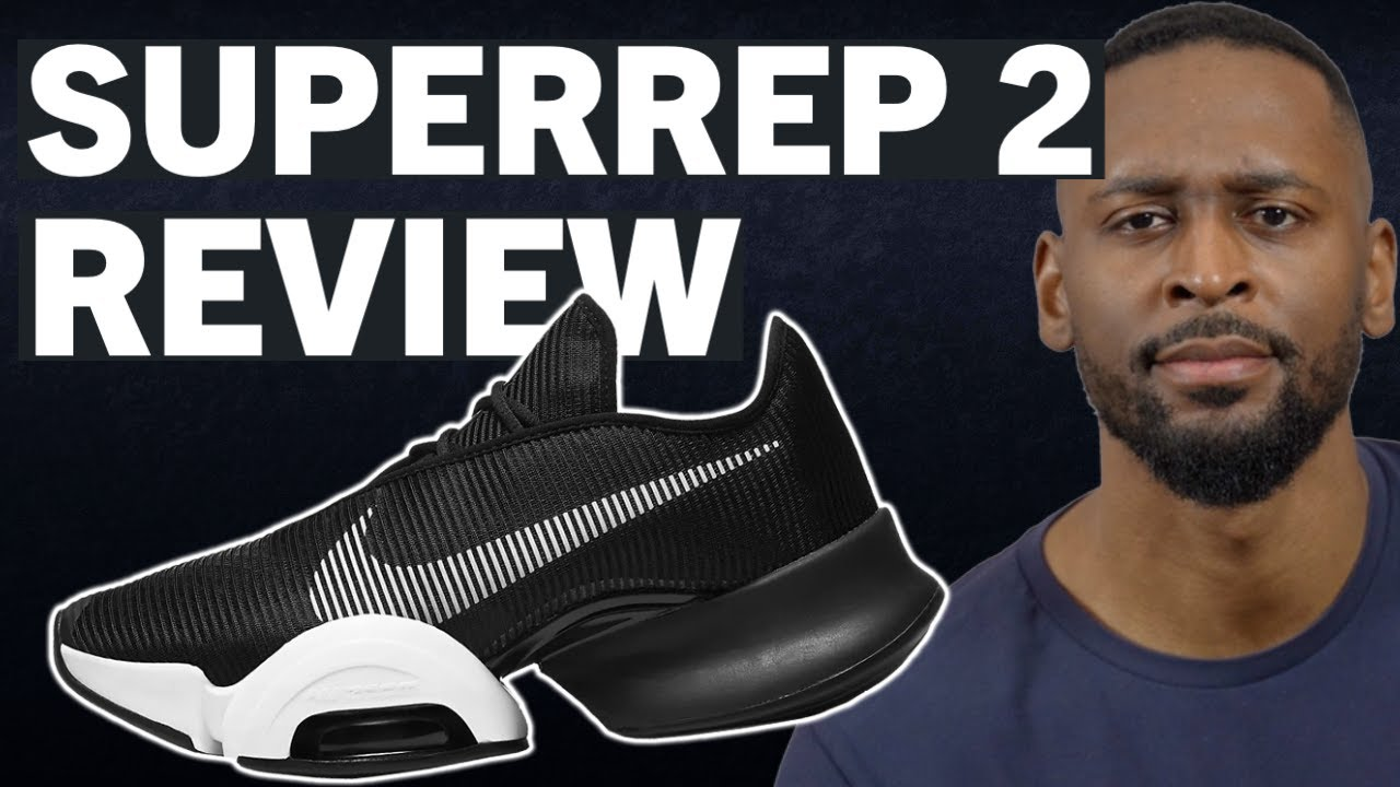 Nike Zoom SuperRep Review - The Best Nike HIIT Workout Shoes?