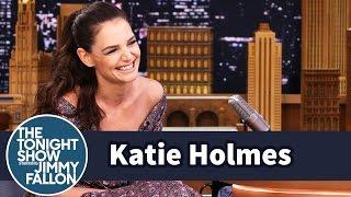 Katie Holmes Screams at Refs at Basketball Games thumbnail
