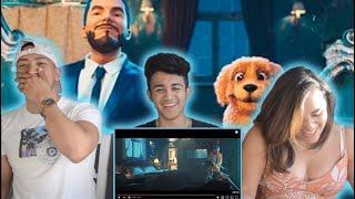 J Balvin - Azul Reaction Video