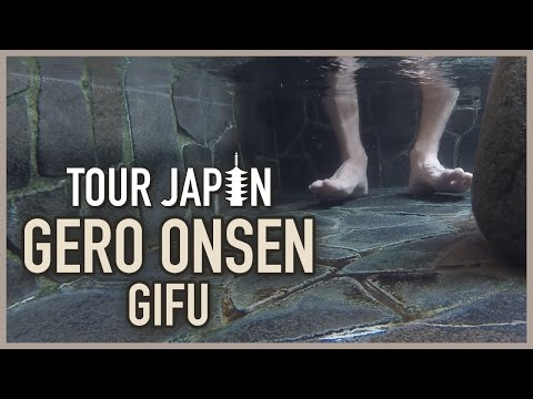 One of Japan's best hot spring towns: Gero Onsen (guide)