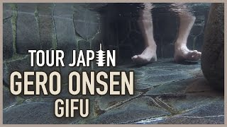 Learn about and travel to Gero Onsen, one of the best hot spring to...