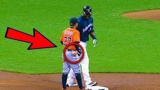 MLB   Hidden Ball Trick (HD)