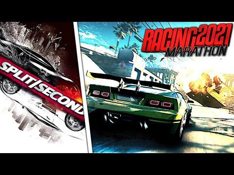 Bring Back Explosive Racing! Split/Second | Racing Marathon 2021 | KuruHS