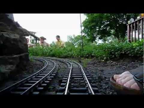 Model Train Camera -- (1st person view)