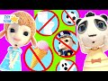 Sorry, Excuse Me - Good Manners for Kids   Dolly Learns Good Behaviour for Kids #319